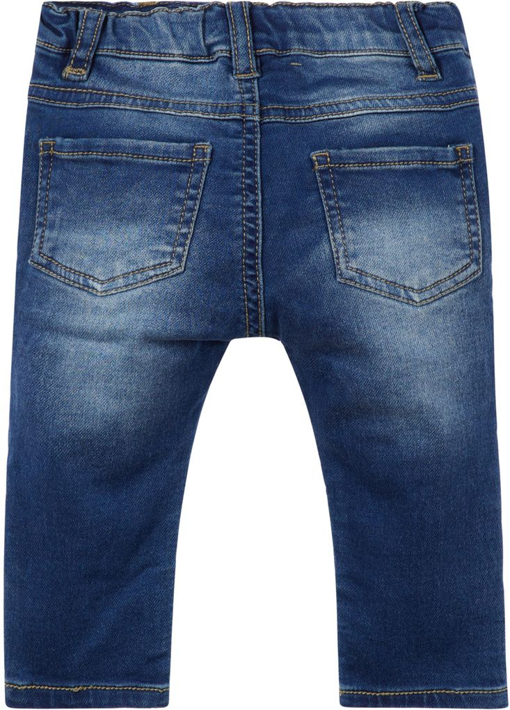 Name it Baby Jungen Jeanshose destroyed Style NBMSofus denim blue  – Bild 2