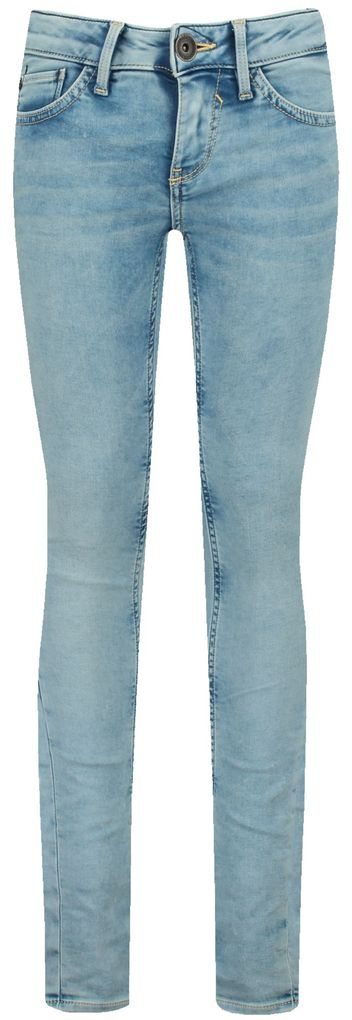 Garcia Mädchen Jeans Hose Skinny Sara 510 superslim fit in light used