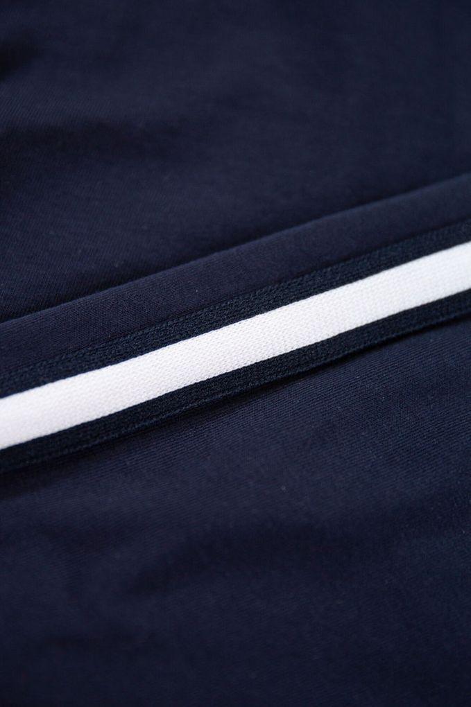 Garcia Mädchen Capri-Leggings Baumwollstretch Seitenstreifen – Bild 2