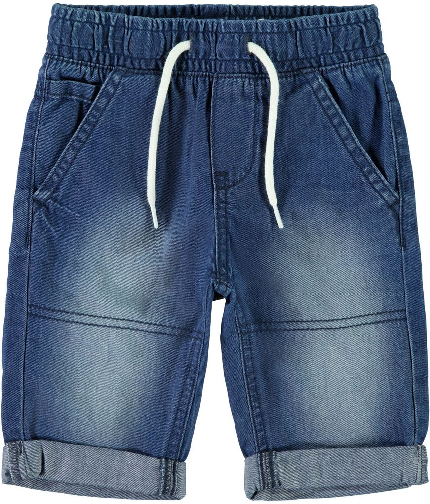 Name it Jungen Jeans Bermuda Denim Long Shorts NMMryan – Bild 1