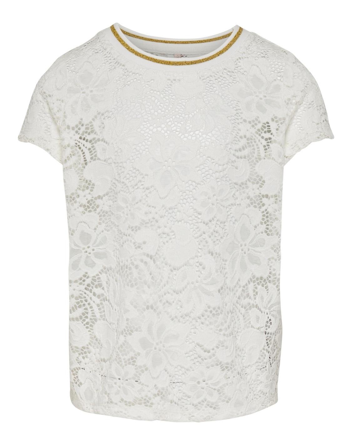 Kids Only Mädchen T-Shirt kurzarm Gr 110-164 Shirt KONBONNIE Snake yellow black