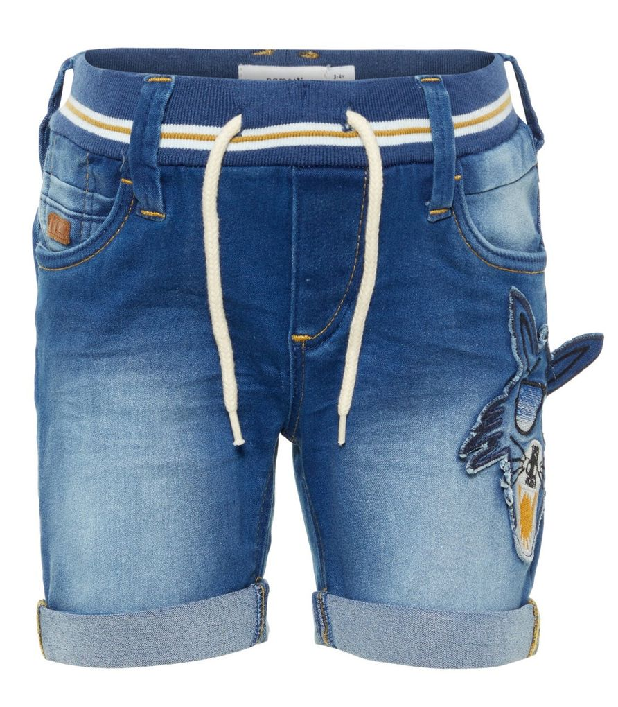Name it Jungen Long Shorts NMMRYAN DNMATAKE  – Bild 1