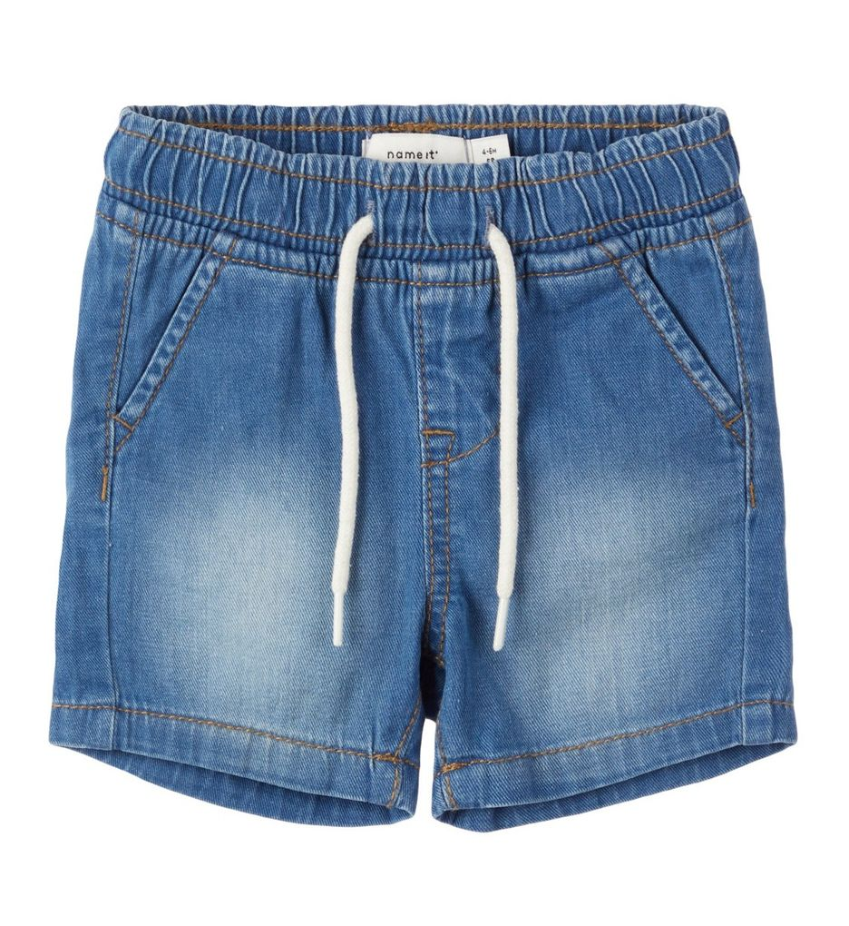 Name it Baby Jungen Shorts NBMRYAN kurze Jeans-Hose
