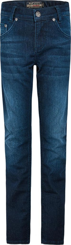 Blue Effect Jungen Jeans Hose Skinny slim fit blue denim