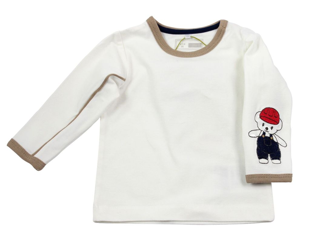 NAME IT Baby Jungen Shirt Nanok