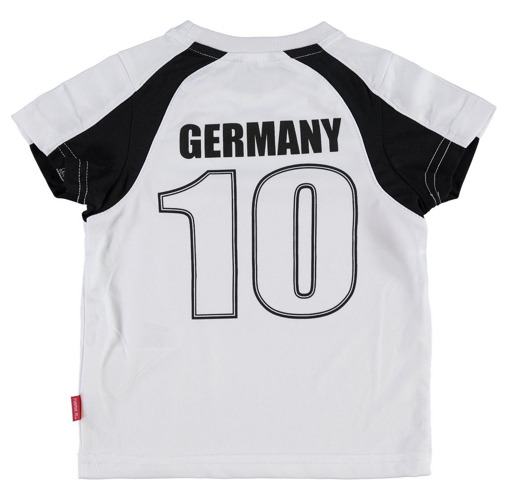 NAME IT kids Jungen Germany Fußball Trikot Meltin – Bild 2