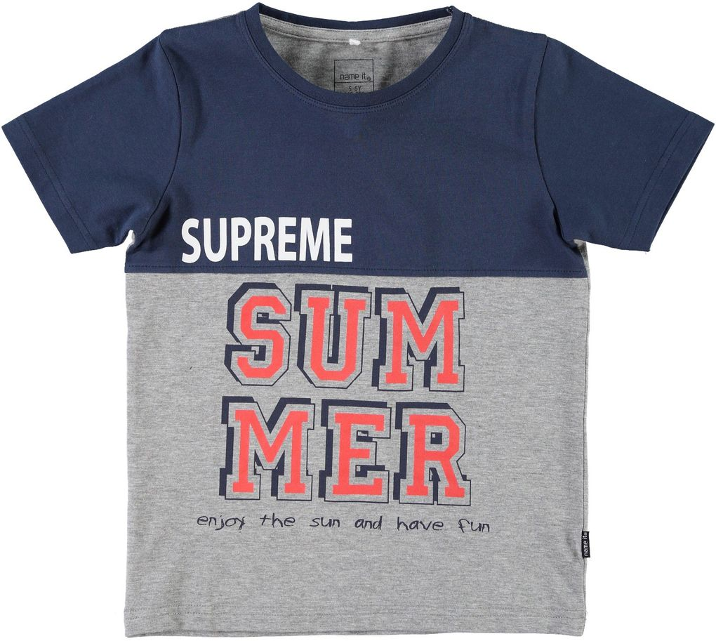 NAME IT Kids Jungen T-Shirt Vils – Bild 7