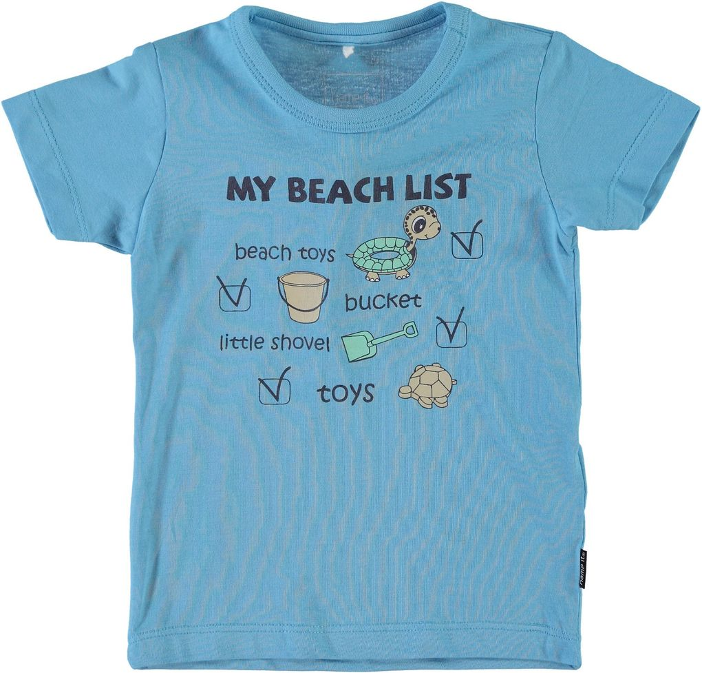 NAME IT Baby Jungen T-Shirt Igal – Bild 1