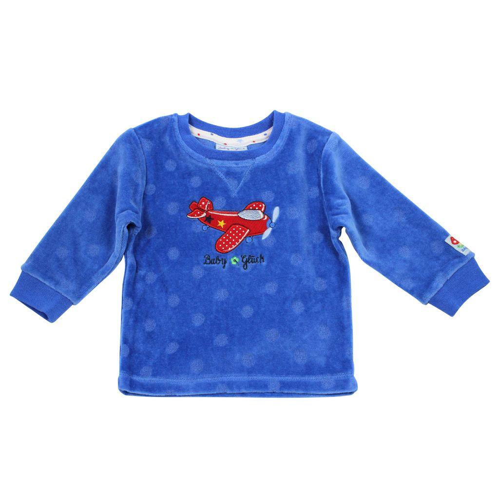 Salt & Pepper Baby Glück Jungen Sweatshirt Nicki Flieger – Bild 2