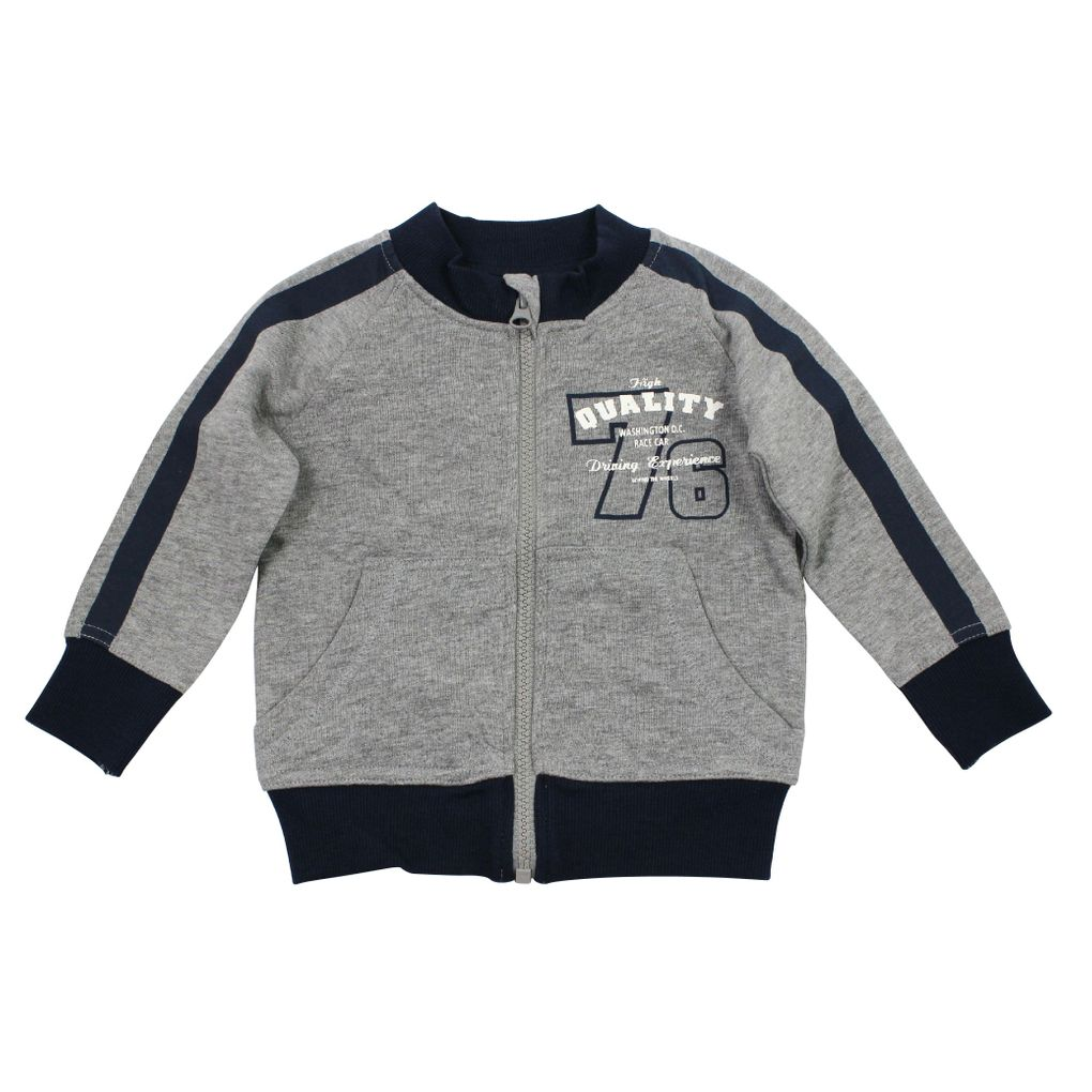 NAME IT Jungen Sweatjacke Nitkeenan Mini – Bild 2