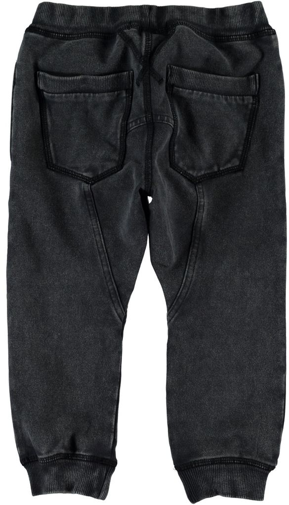 Name it Jungen Sweatdenim-Hose Jogginghose Soleson mini – Bild 4