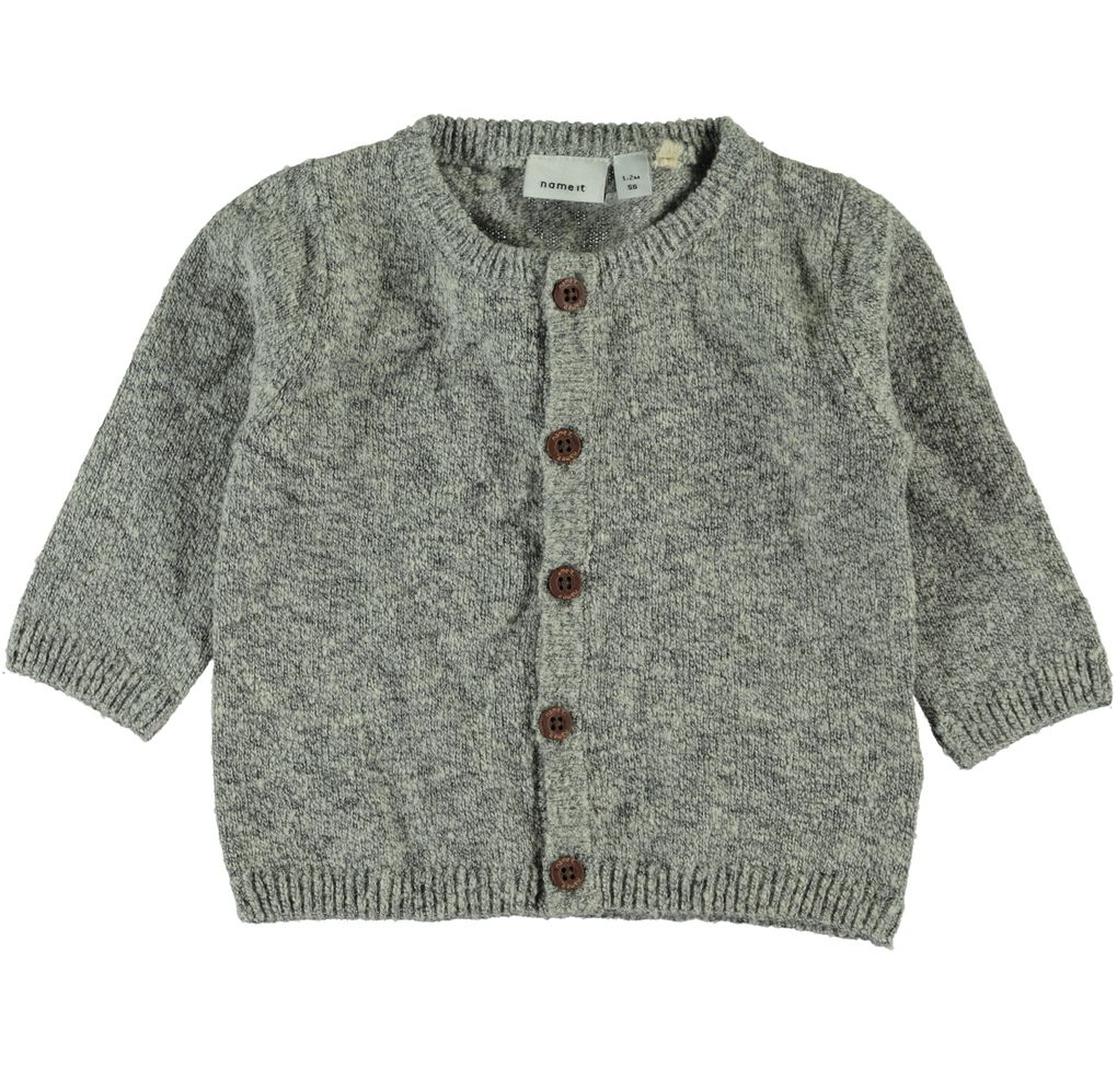 Name it Baby Strickjacke für Jungen Nitvillads