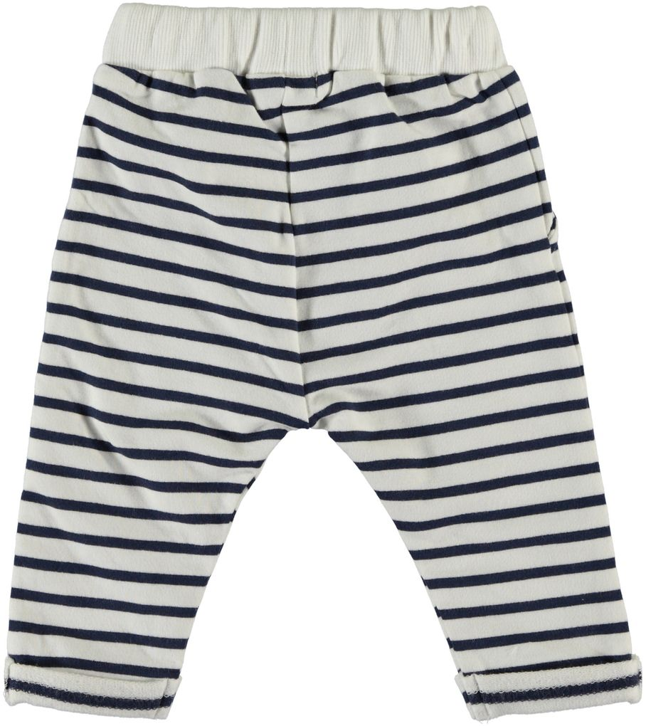 Name it Baby Leggings Sweathose aus Bio-Baumwolle Nitfrej – Bild 2