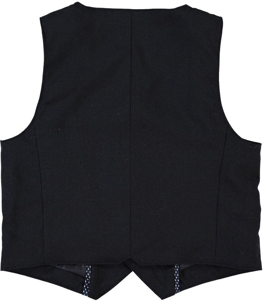 Name it Anzug-Weste für Jungen schwarz Nitpanava mini – Bild 2