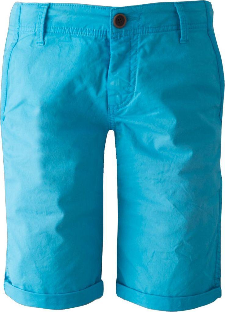 Garcia Jungen Chino-Bermuda Long Short unifarben – Bild 1