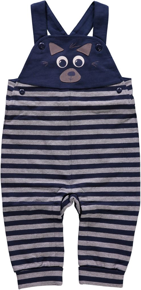 Name it Baby Latzhose Sweatoverall Nitekke – Bild 1