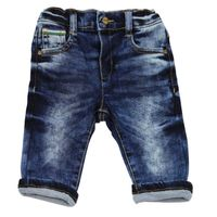 Mayoral Baby Thermo Jeans mit Innenfutter in blau