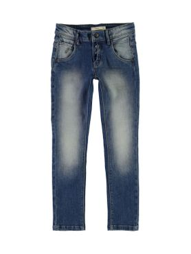 Name it Jeans für Jungen regular Nittalk medium blue denim 001