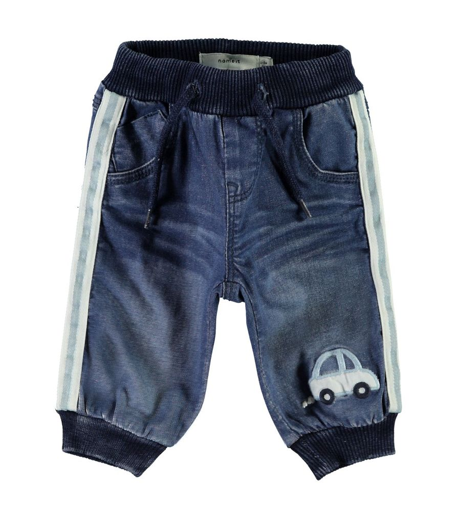 Name it Baby Jeanshose NBMBob Auto-Applikation