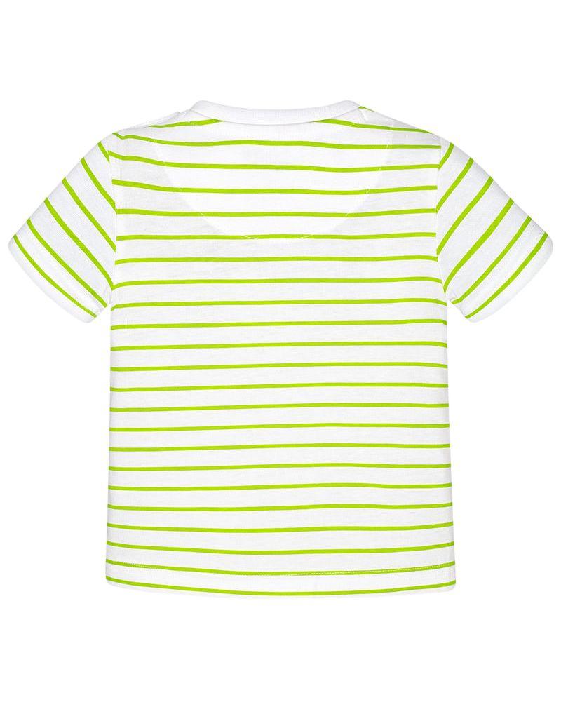 Mayoral Baby T-Shirt für Jungen Oldtimer-Rennauto  – Bild 2
