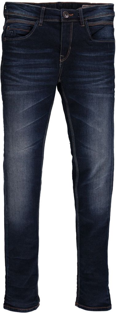 Garcia Jungen Jeanshose Lazlo Passform regular & tapered leg deep blue – Bild 1