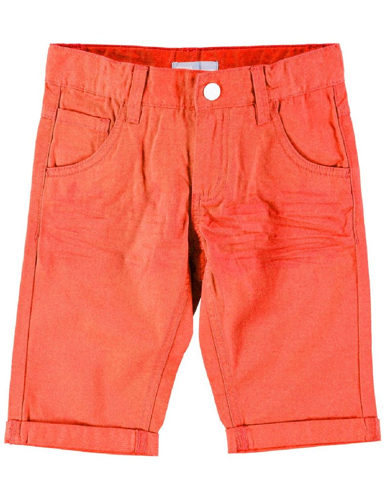 Name it Jungen Twill-Longshorts Chino-Bermuda NKMSofus – Bild 3