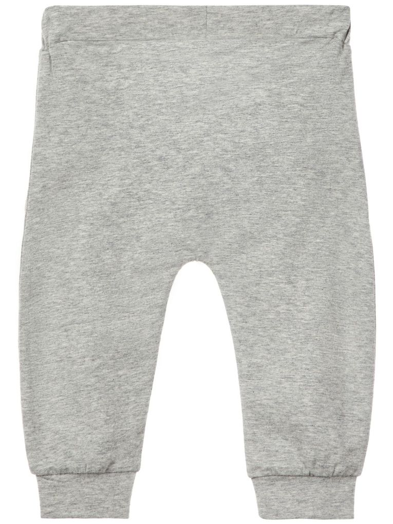 Name it Baby Leggings Sweathose mit Pandabär NBNUmoga – Bild 4
