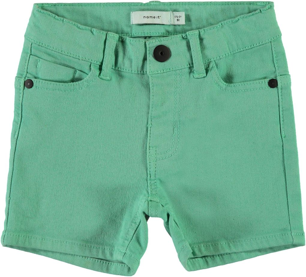 Name it Jungen Twill Shorts Bermuda NMMRYAN mini – Bild 1