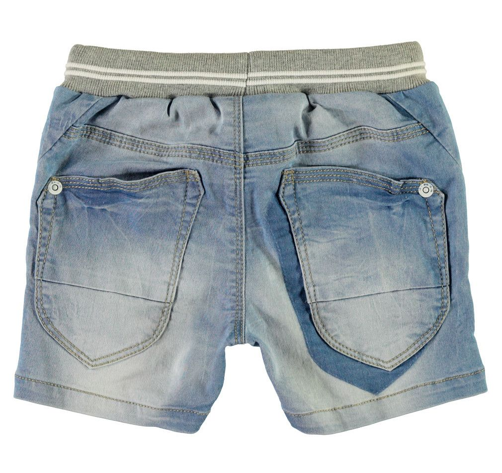 Name it Jungen Jeans Shorts kurze Hose NMMRYAN mini – Bild 2