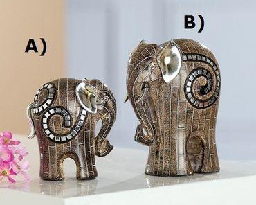 "Gilde Skulptur ""Elefant Labyrinth, Abb. A)"""