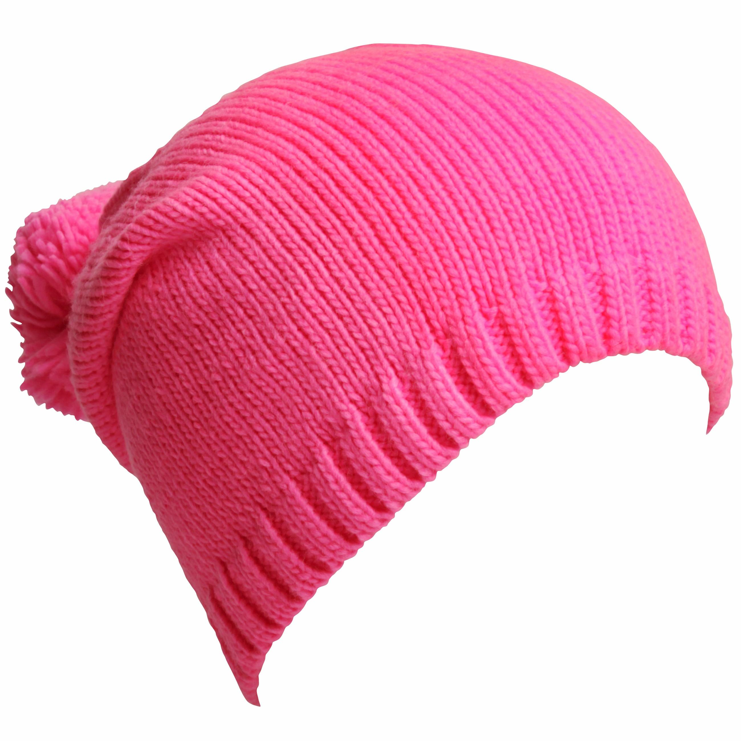 Mütze in angesagten Neon-Farben