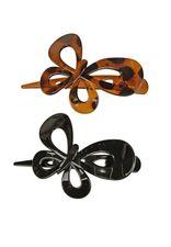 hübsche Haarklammern mit Schmetterlingsmotiv