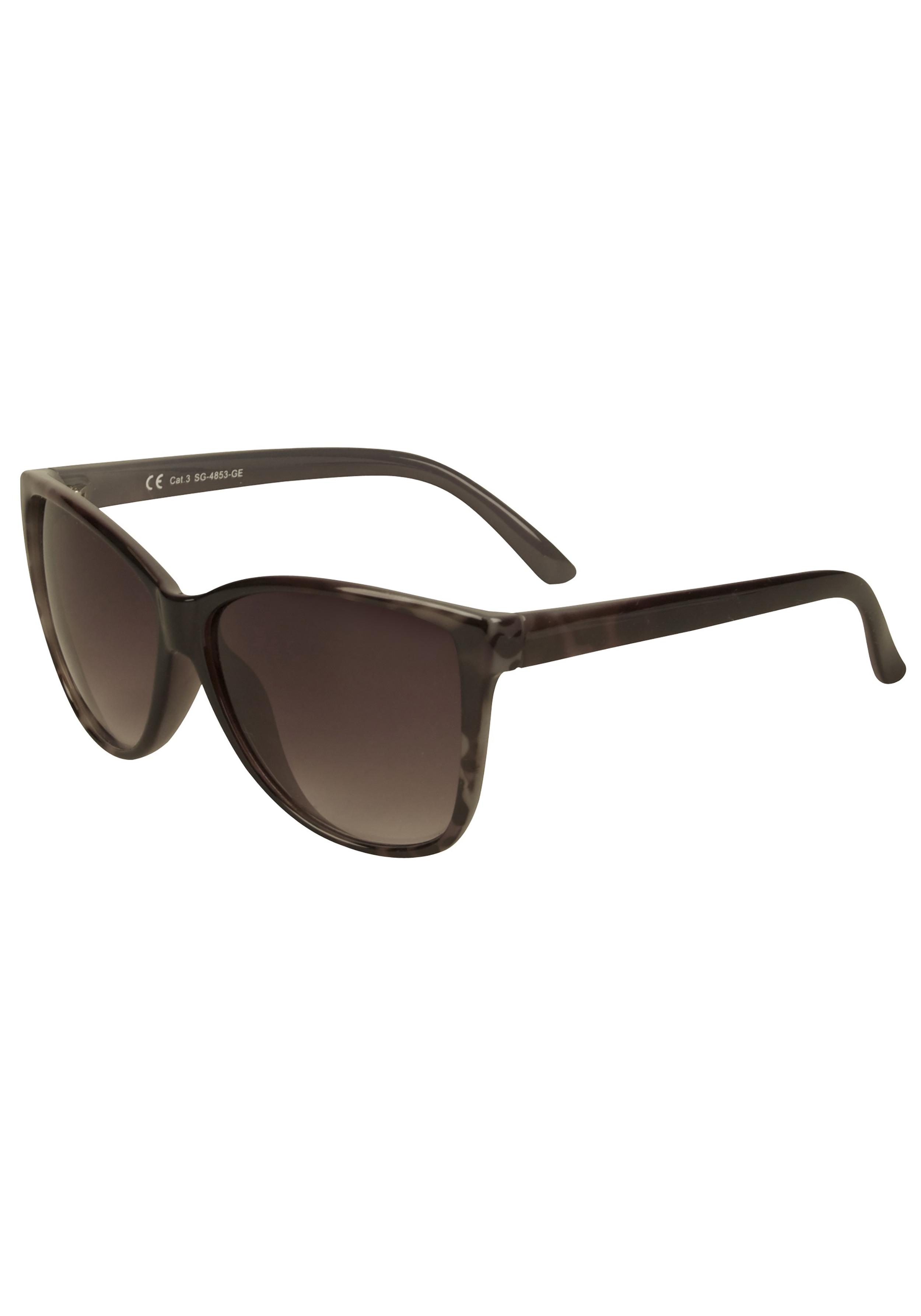 Schicke Sonnenbrille mit Verlaufsgläsern und hohem UV Schutz