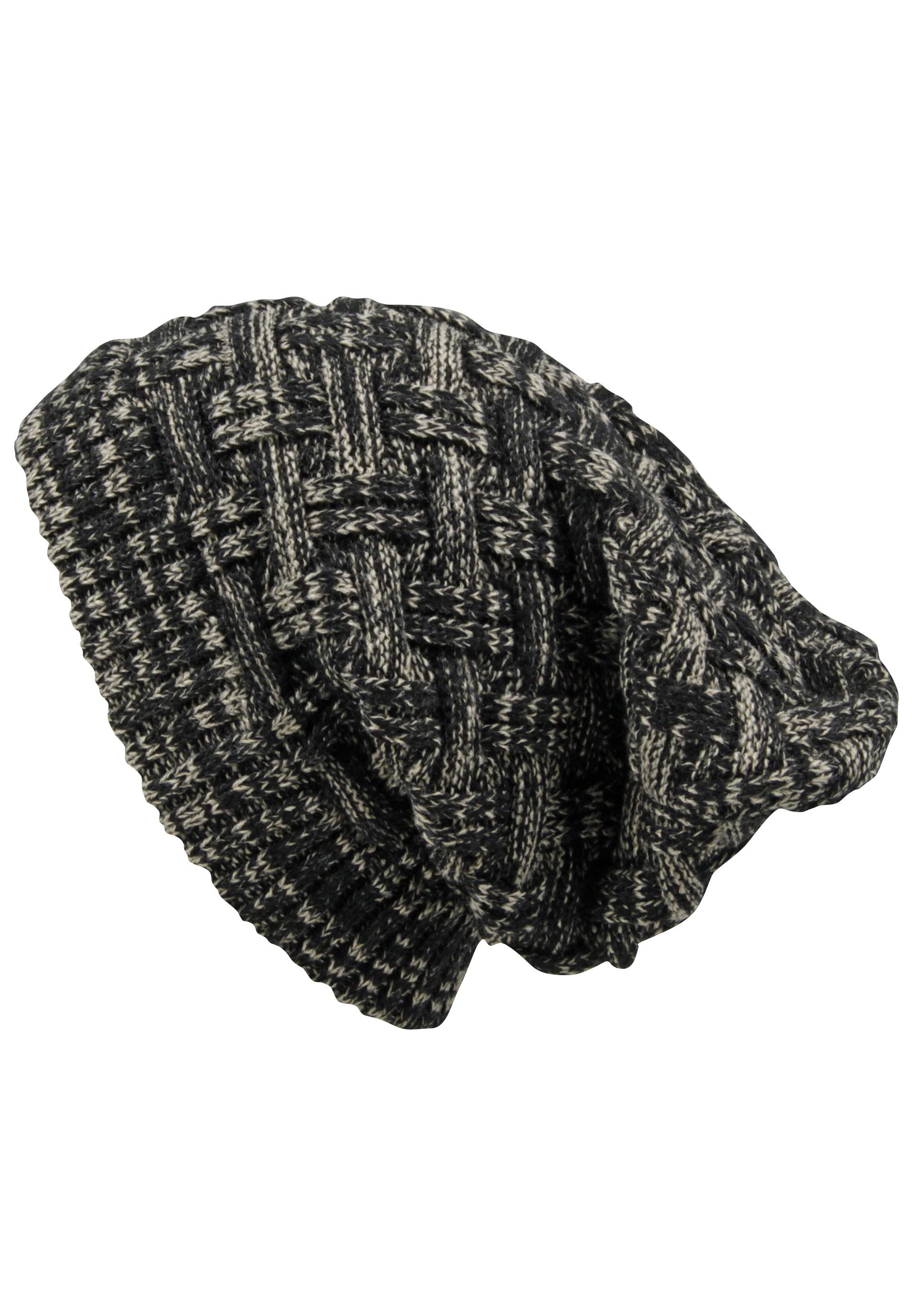 Trendy, warme Beanie Mütze