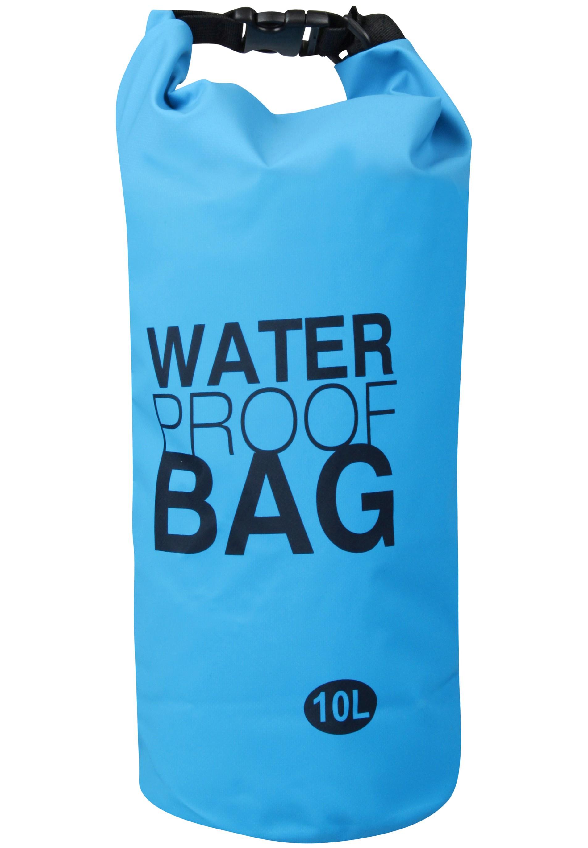 Wasserfeste Tasche für Wertsachen und Elektroartikel, 10L