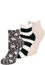 Kuschelige Socken im 3er Pack
