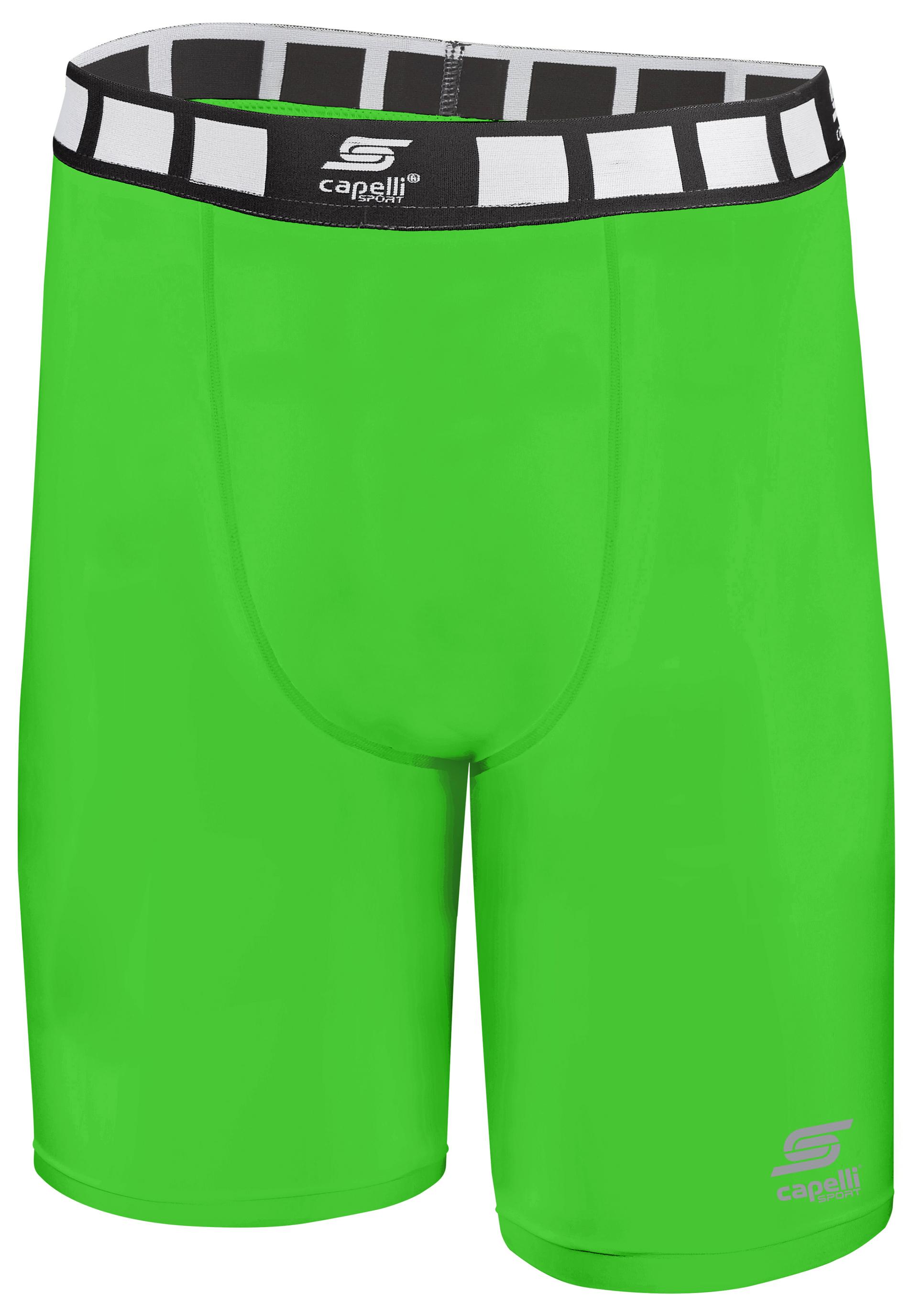 Herren Basics Compression Shorts