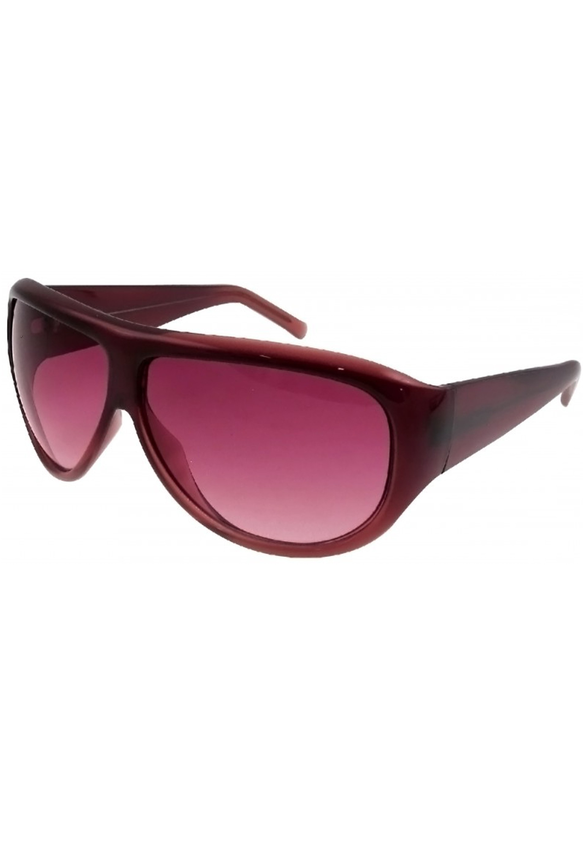 Rot/Pink farbene Sonnenbrille