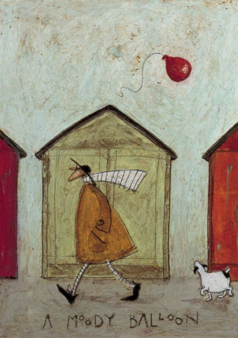 A moody balloon by sam toft 170 x 120mm greeting card 43661 a moody balloon by sam toft 170 x 120mm greeting card m4hsunfo