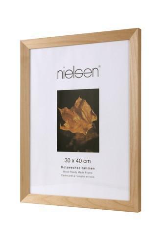 Nielsen Essentielles Birch 30x30 cm SQUARE Frame – image 1