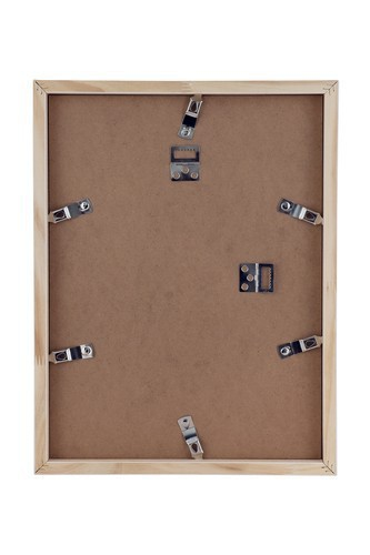 Nielsen Apollo Wenge Wood Picture Frame 30x40 cm A4 Mount – image 3