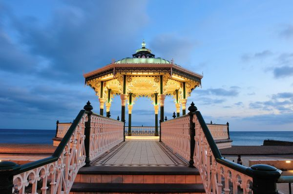 Bandstand I - Fineart Photography by David Freeman