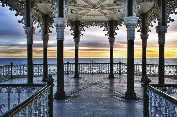 Bandstand II - Fineart Photography by David Freeman