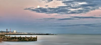 Brighton By Moonlight - Fineart Photography by David Freeman
