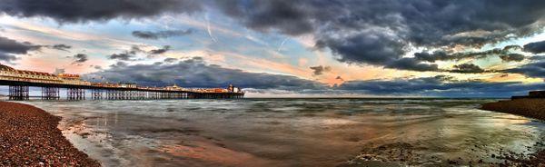Brighton Beach - Fineart Photography by David Freeman