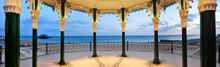 Looking Out, Brighton Bandstand - Fineart Photography by David Freeman 001