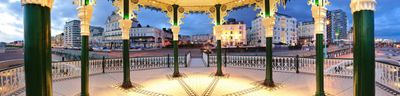 Brighton City From Bandstand - Fineart Photography by David Freeman