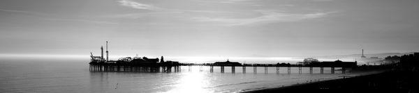 The Pier & Brighton - Fineart Photography by David Freeman