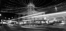 Christmas Lights, Brighton - Fineart Photography by David Freeman 001