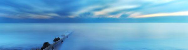 Hove Beach - Fineart Photography by David Freeman